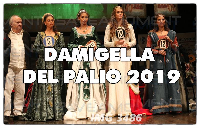 Damigella del Palio 2019