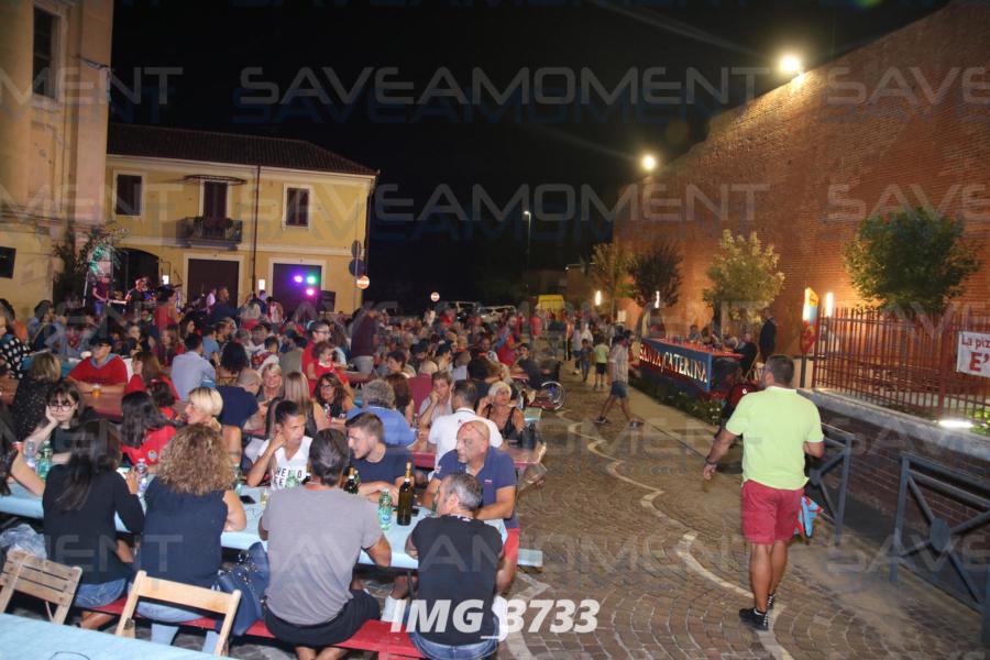 Cene Propiziatorie del Sabato – Palio di Asti 2019 – Merfe