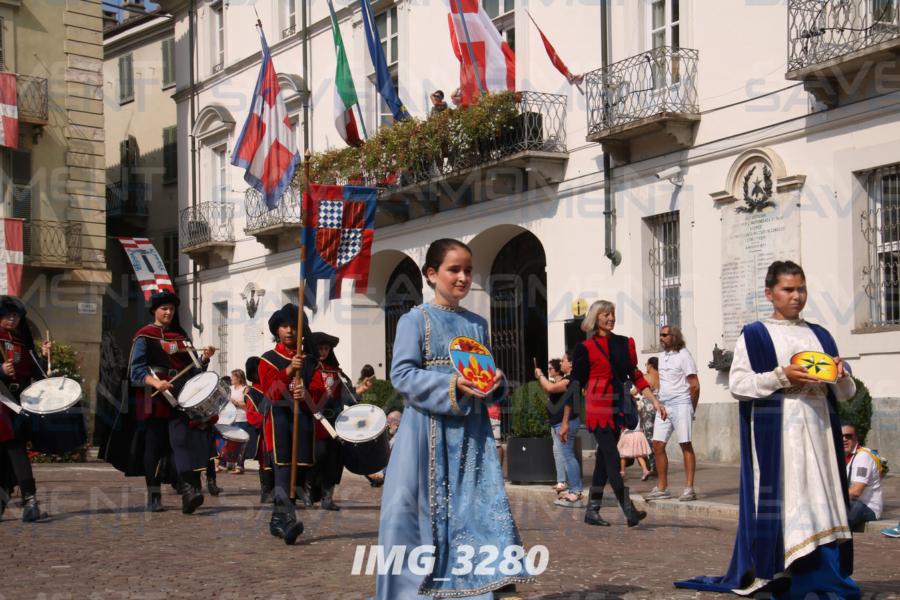 Palio 2019 – San Damiano – Sfilata dei bambini – Gallery 02